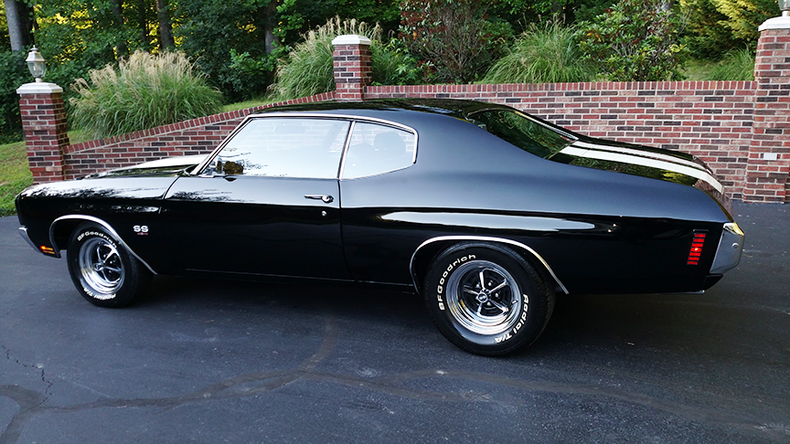 1970 1970 Chevrolet Chevelle For Sale
