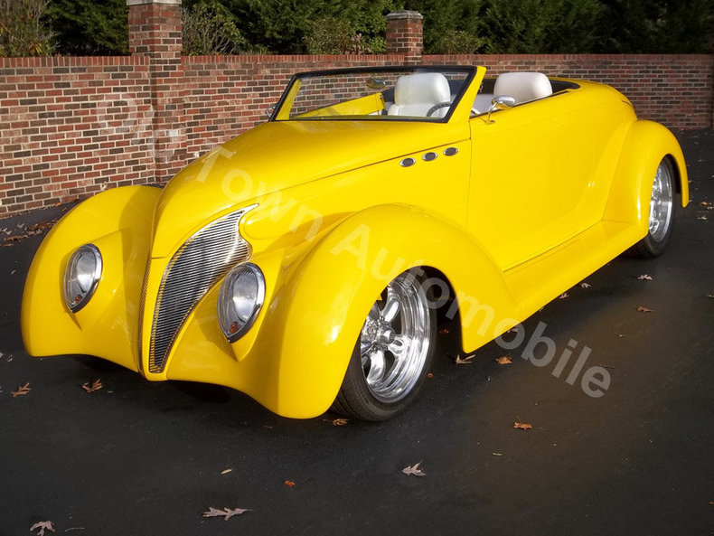 1939 1939 Ford Roadster Coast to Coast For Sale