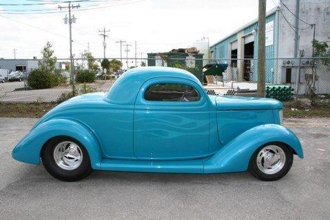 1936 Ford Pro Street