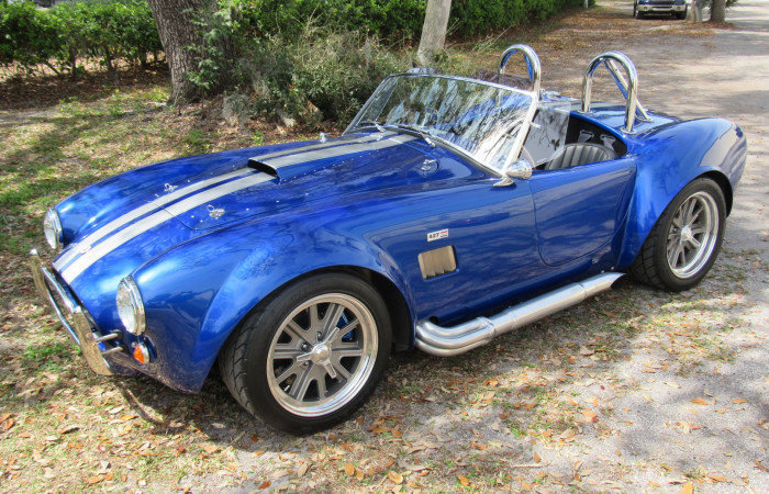 1965 Factory Five Cobra