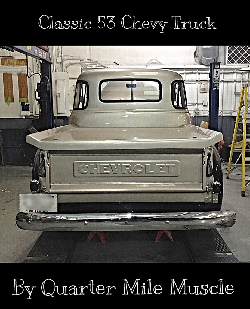 Classic Chevy Truck Restoration