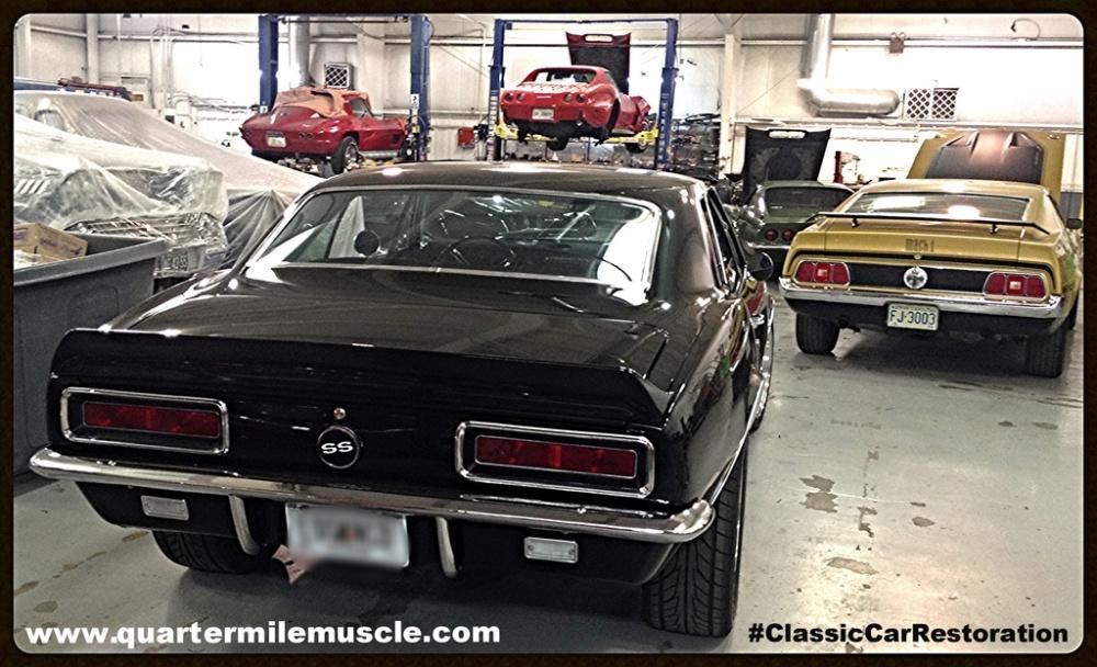 Classic Car Restoration NC