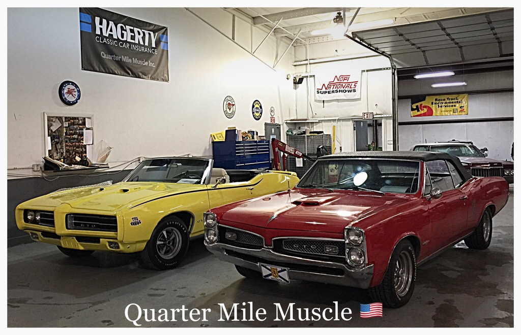 Quarter Mile Muscle - Services