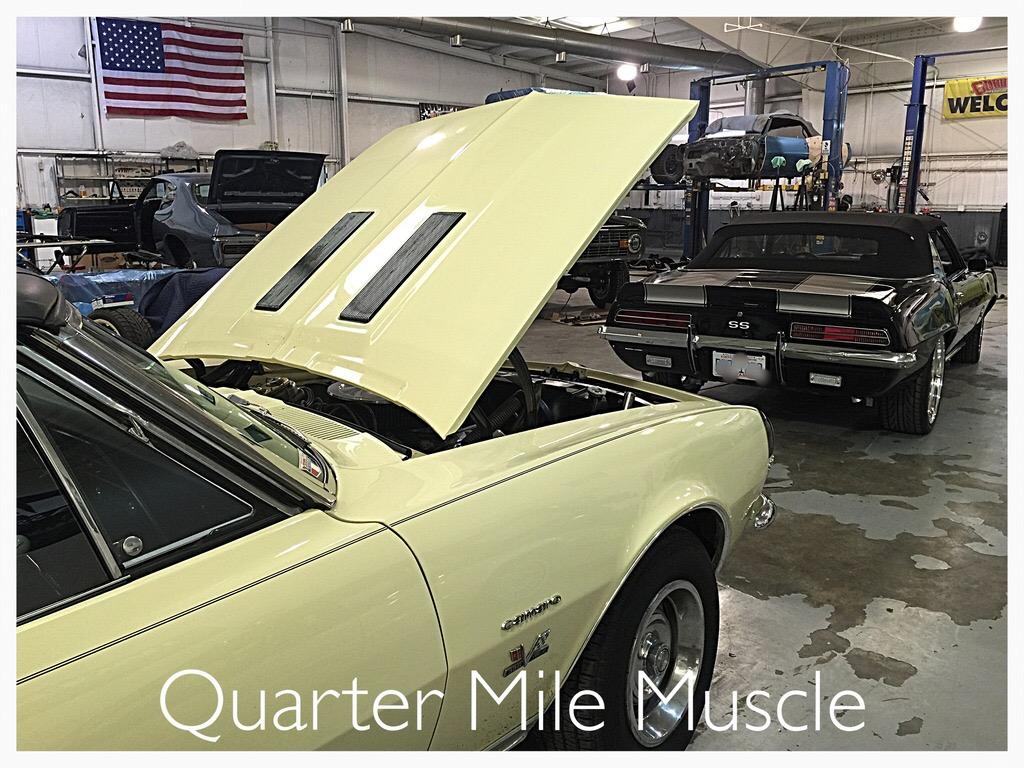 Classic Car Restoration Charlotte NC