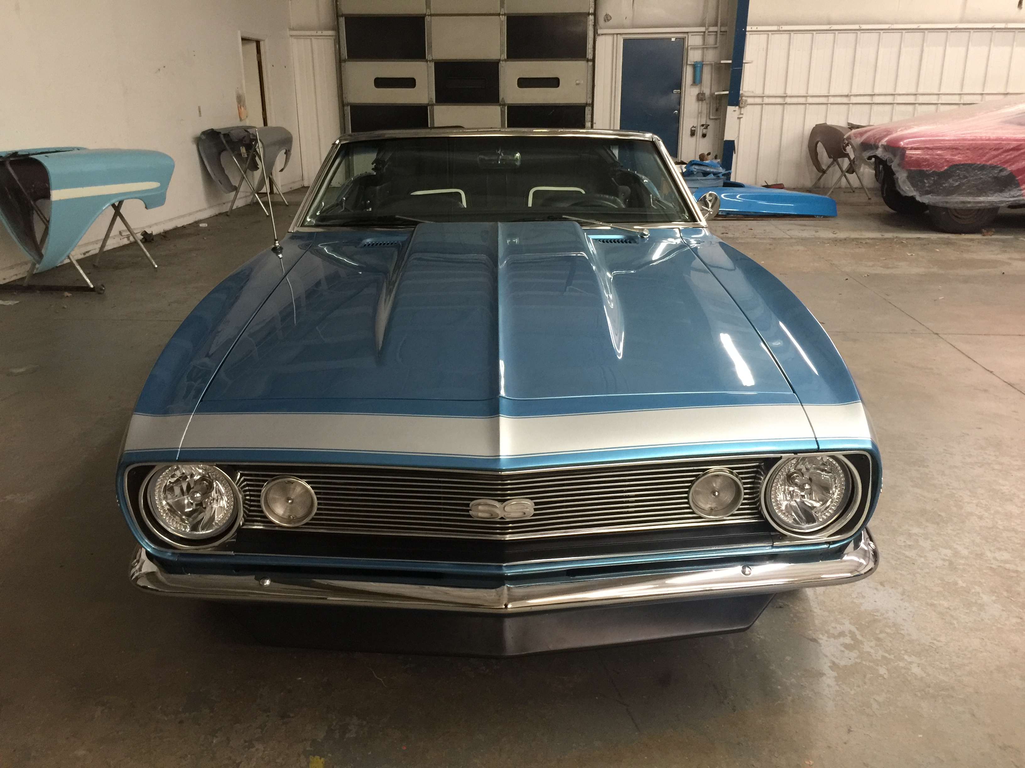 1967 Camaro Restomond