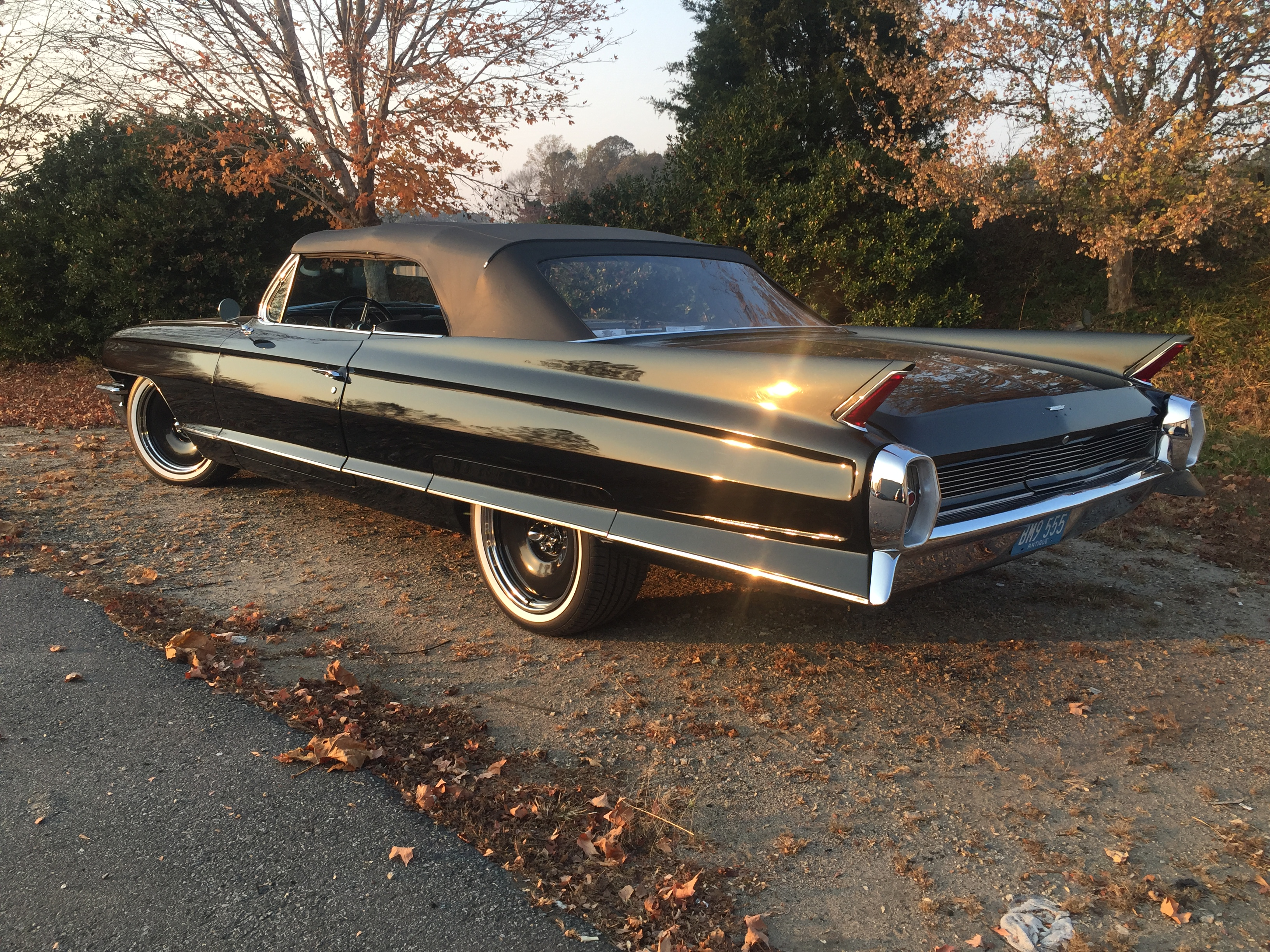 1962 Cadillac by QMM