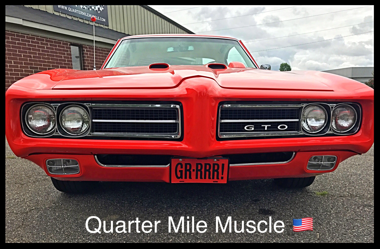 1969 Pontiac GTO Judge Ram air lll