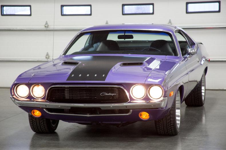 1972 Dodge Challenger Restore A Muscle Car Llc