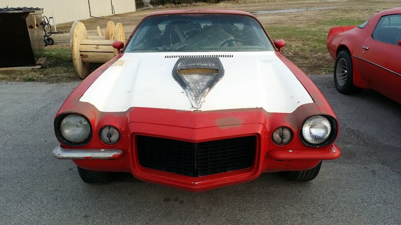 1971 1971 Chevrolet Camaro For Sale