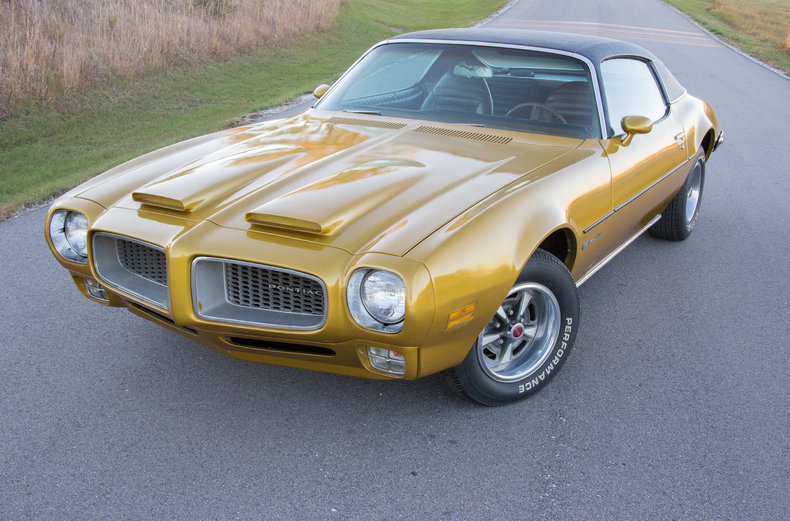 1972 1972 Pontiac Formula For Sale