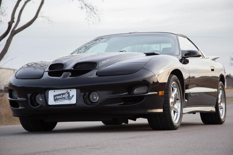 1998 1998 Pontiac Trans Am For Sale