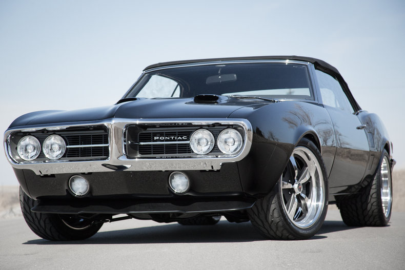 1968 Camaro Ls3 >> 1968 Pontiac PRO TOURING FIREBIRD CONV. | Restore A Muscle Car™ LLC
