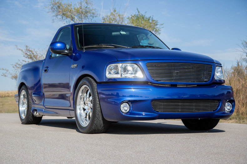 2004 Ford Lightning Svt F 150 Restore A Muscle Car Llc