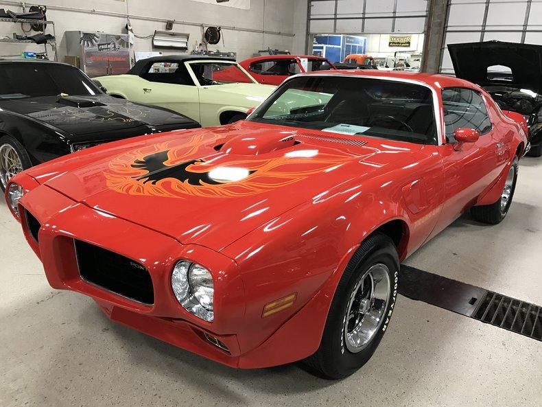1973 Pontiac TransAm