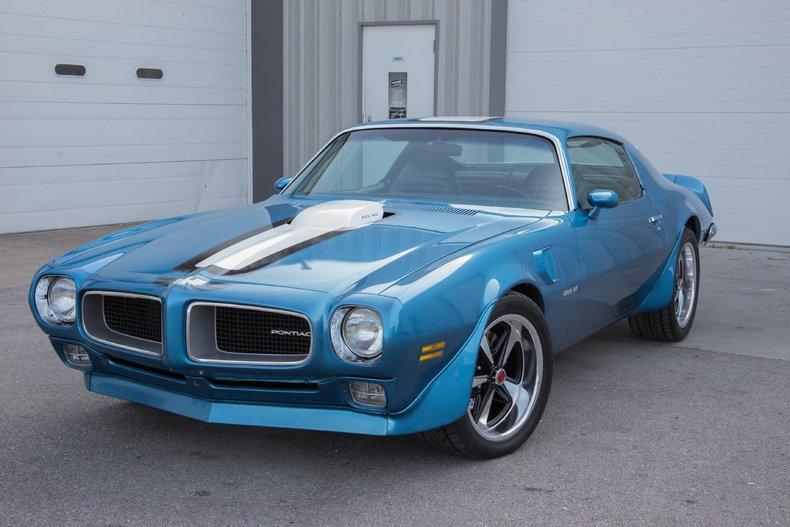Muscle Car Decals >> 1971 Pontiac Trans Am | Restore A Muscle Car™ LLC