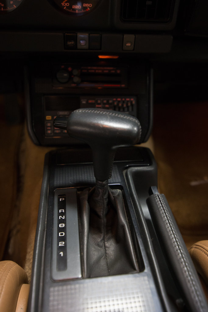 1989 1989 Pontiac Trans Am For Sale