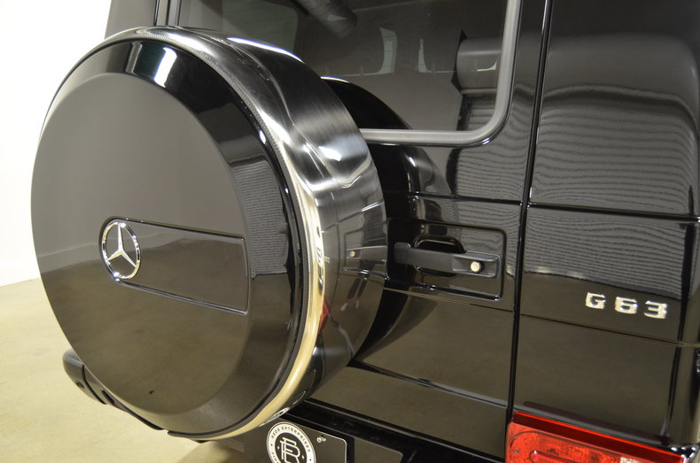 2016 2016 Mercedes-Benz G63 AMG For Sale