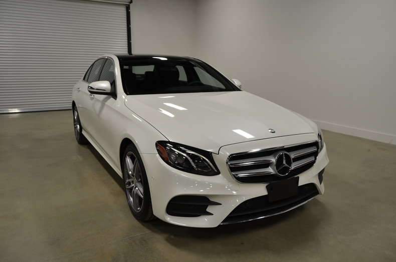 2017 Mercedes-Benz E400 4Matic