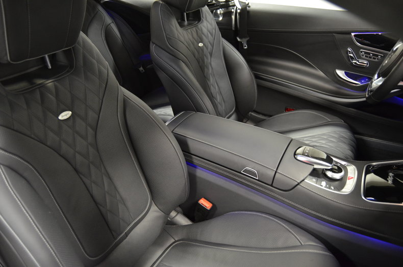 2016 2016 Mercedes-Benz S550 Coupe 4Matic For Sale