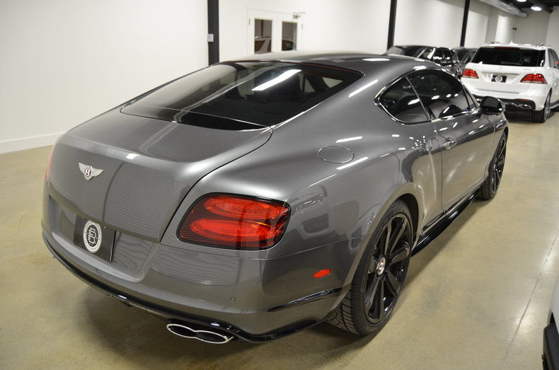 2015 2015 Bentley Continental GT V8 S For Sale