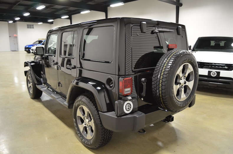 2016 2016 Jeep Wrangler Unlimited For Sale