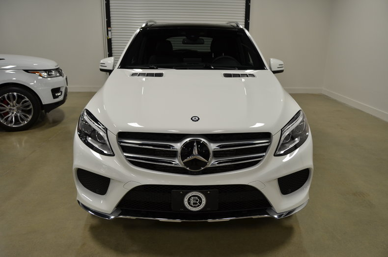 2016 2016 Mercedes-Benz GLE 350d For Sale