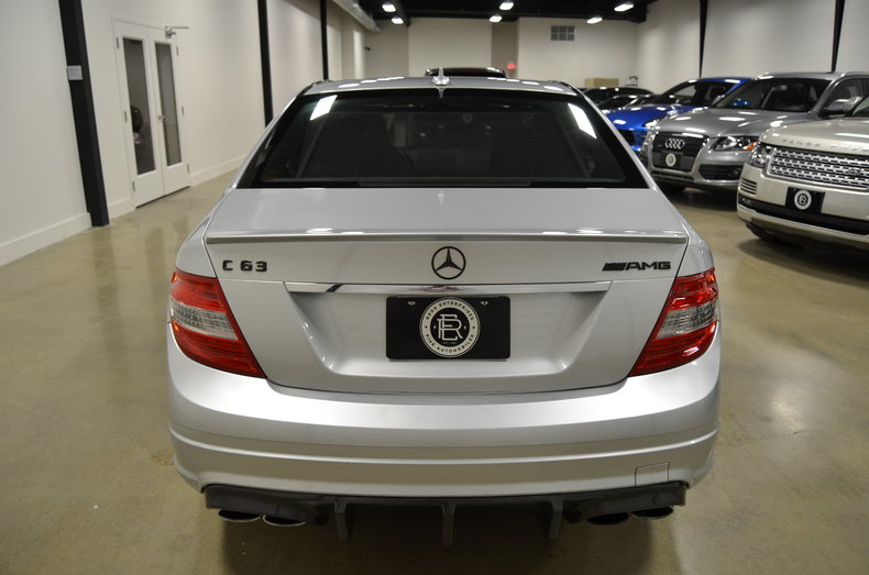 2009 2009 Mercedes-Benz C63 AMG For Sale