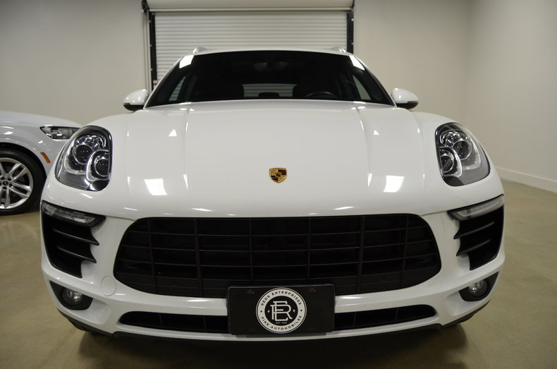 2015 2015 Porsche Macan S For Sale