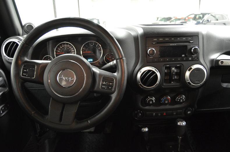 2011 2011 Jeep Wrangler Unlimited Sahara For Sale