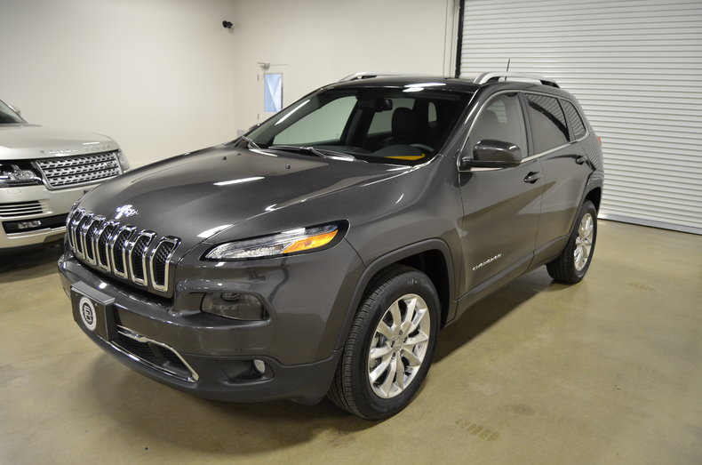 2016 2016 Jeep Cherokee For Sale