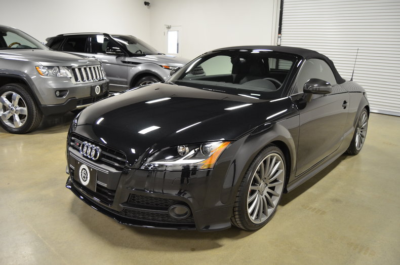 2015 2015 Audi TTS Roadster For Sale
