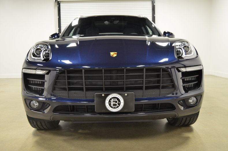 2017 2017 Porsche Macan S For Sale