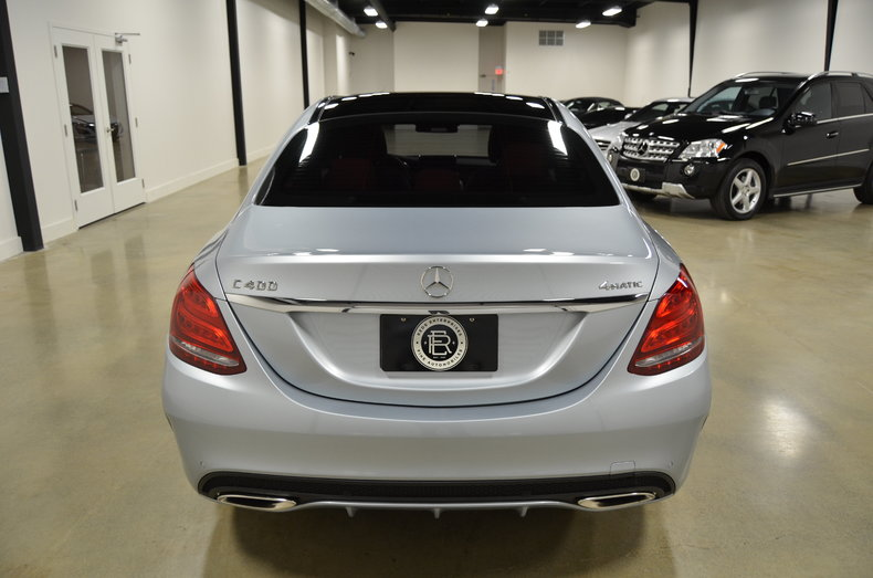 2015 2015 Mercedes-Benz C400 4Matic For Sale