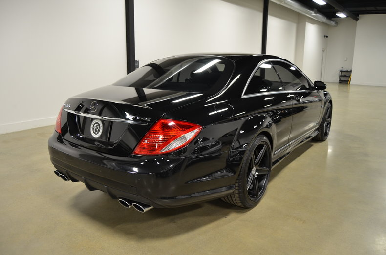 2008 2008 Mercedes-Benz CL63 AMG For Sale