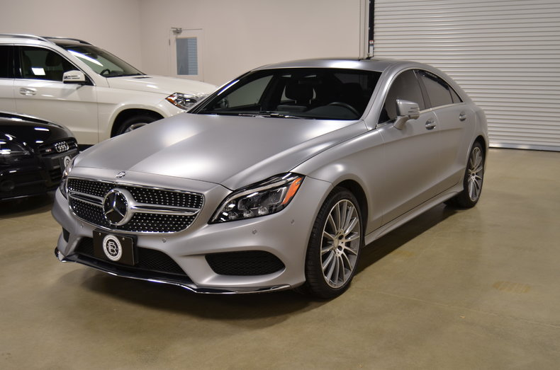 2016 2016 Mercedes-Benz CLS400 For Sale