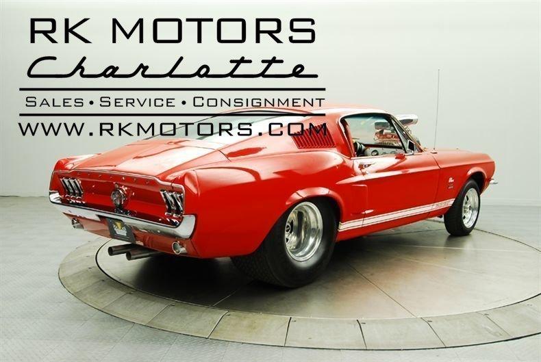 131989 1967 ford mustang rk motors. Black Bedroom Furniture Sets. Home Design Ideas