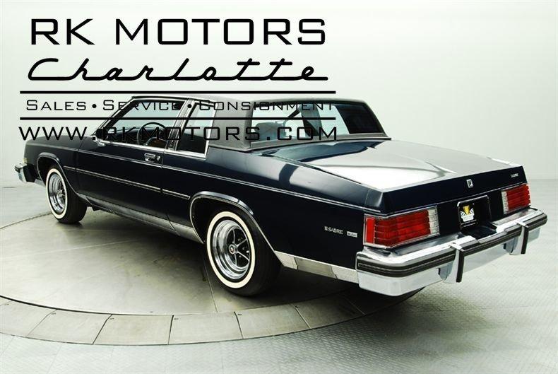 132027 1981 Buick Lesabre Rk Motors
