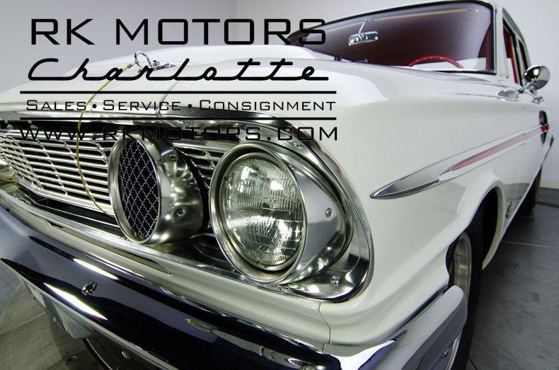 132280 1964 ford fairlane rk motors classic and for General motors moody s rating
