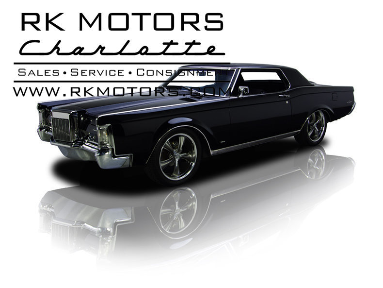 For Sale 1969 Lincoln Mark III