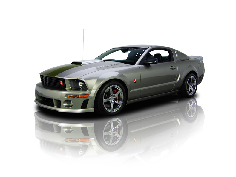 Joe Cooper Ford Used Cars >> 2008 Roush P 51a Mustang | Autos Post