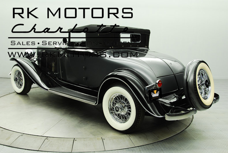131841 1934 auburn 1250 salon rk motors for 1934 auburn 1250 salon cabriolet