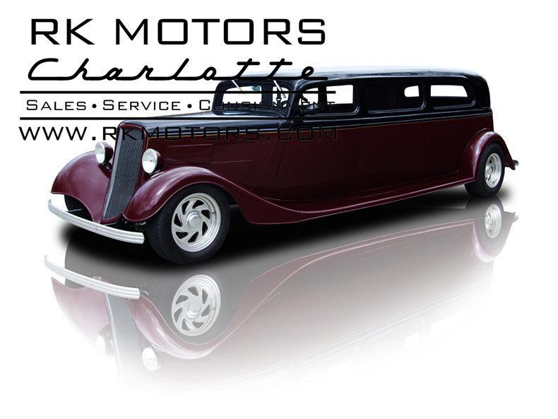 1934 Ford Sedan Limousine