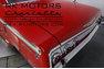 For Sale 1962 Chevrolet Impala