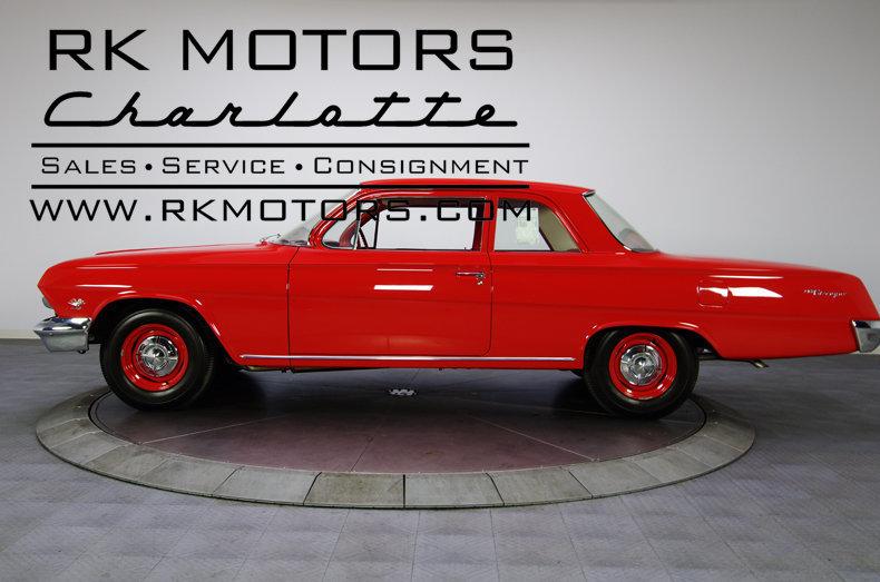 132318 1962 chevrolet biscayne rk motors. Black Bedroom Furniture Sets. Home Design Ideas