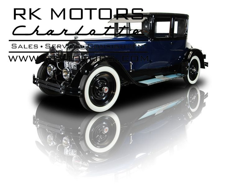 1925 Packard 2-36 Coupe