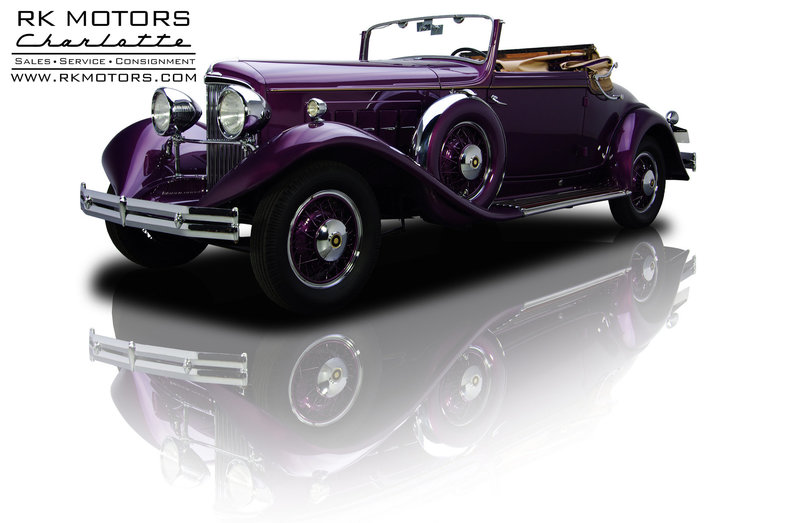 For Sale 1931 REO Royale