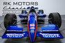 2000 Toyota Pioneer/MCI Worldcom Indy Car No. 97