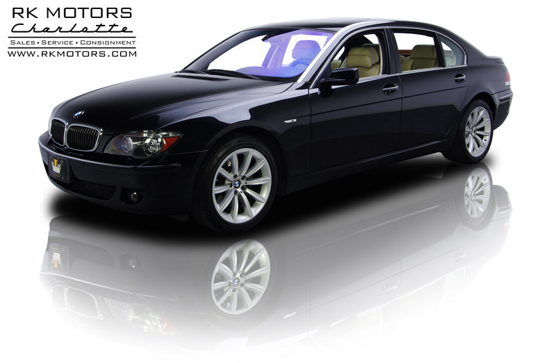 For Sale 2008 BMW 750li