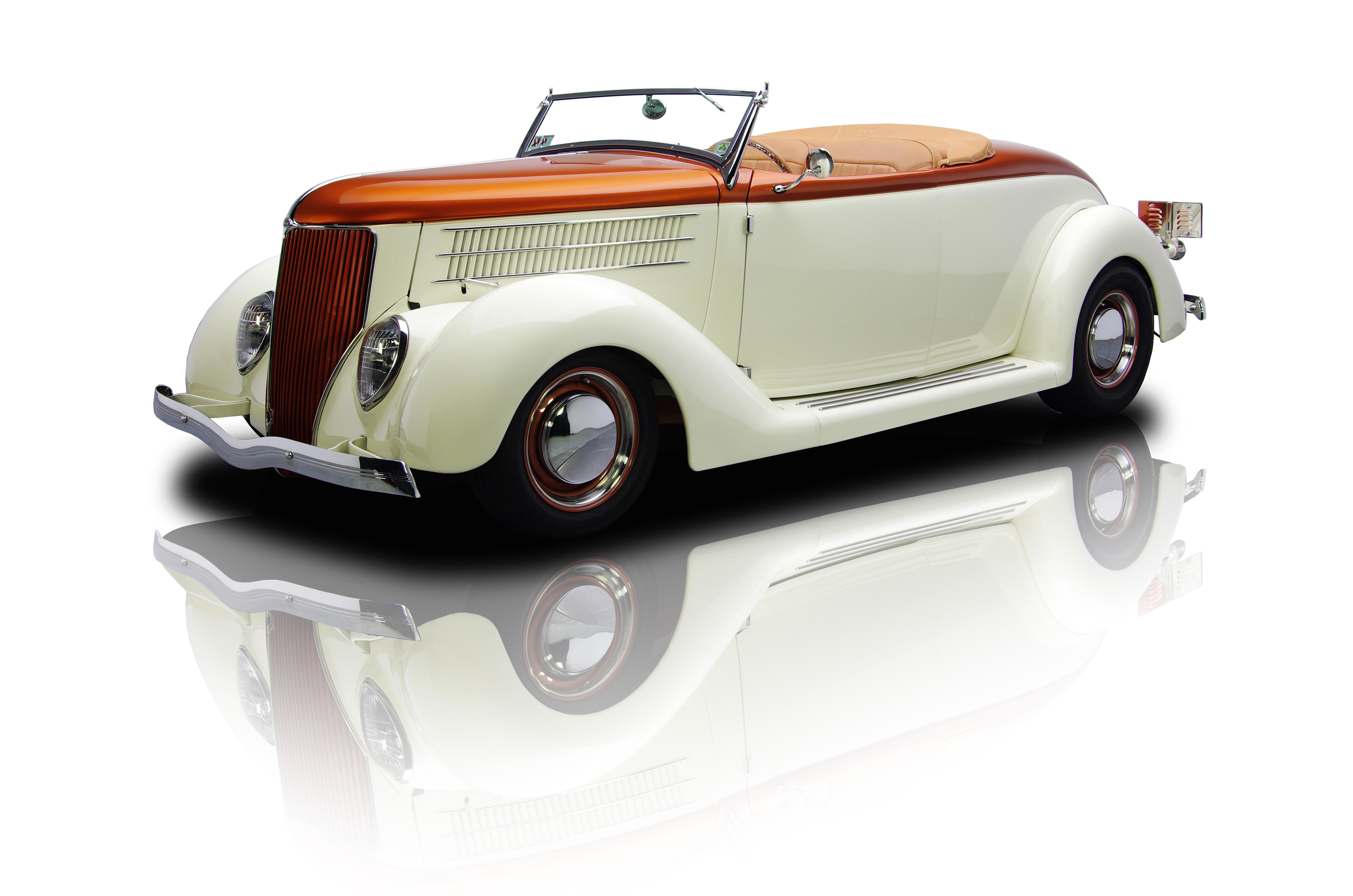 Rk Motors Charlotte Inventory >> 132538 1936 Ford Roadster   RK Motors