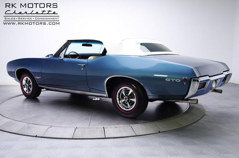 1968 pontiac gto rk motors for sale 1968 pontiac gto sciox Image collections